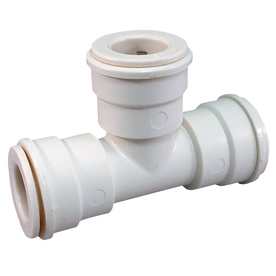 Blue Hawk 1/2-in Dia. Pex Tee Compression Fitting