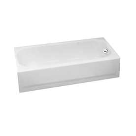 Shop Briggs Pendant White Porcelain Enamel Rectangular