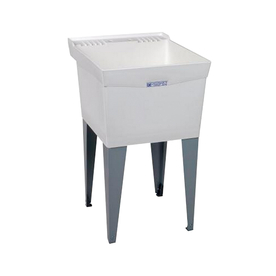 Mop Sink Lowes : Home Plumbing Utility Sinks & Faucets Utility Sinks