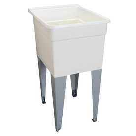 18 X 18 Utility Sink : Home Plumbing Utility Sinks & Faucets Utility Sinks