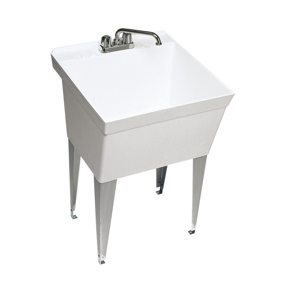 Utility Mop Sink : laundry utility sinks with legs