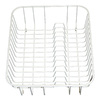 Swanstone 12.25-in W x 14.25-in L x 5.25-in H Metal Dish Rack