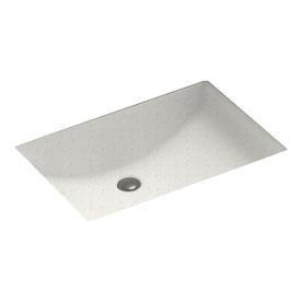 Swanstone tahiti matrix composite undermount rectangular for Swanstone undermount sinks