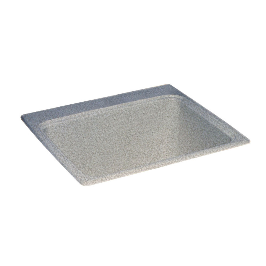 Gray Granite Sink : Shop Swanstone Gray Granite Composite Laundry Sink at Lowes.com