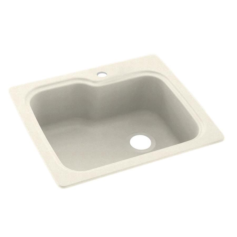 Kitchen Sink Composite : ... Single-Basin Drop-in or Undermount Composite Kitchen Sink at Lowes.com