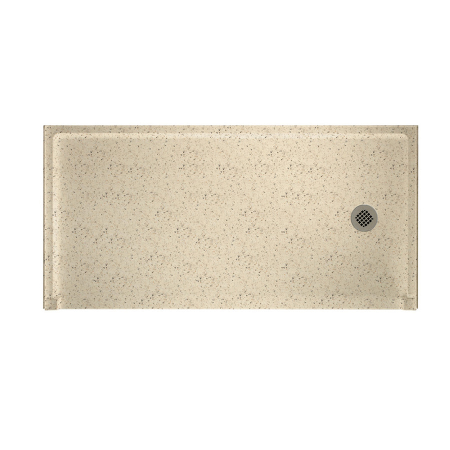 Shop Swanstone Tahiti Desert Solid Surface Shower Base