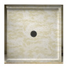 Swanstone Fiberglass/Plastic Composite Shower Base (Common: 37-in W x 38-in L; Actual: 37-in W x 38-in L)