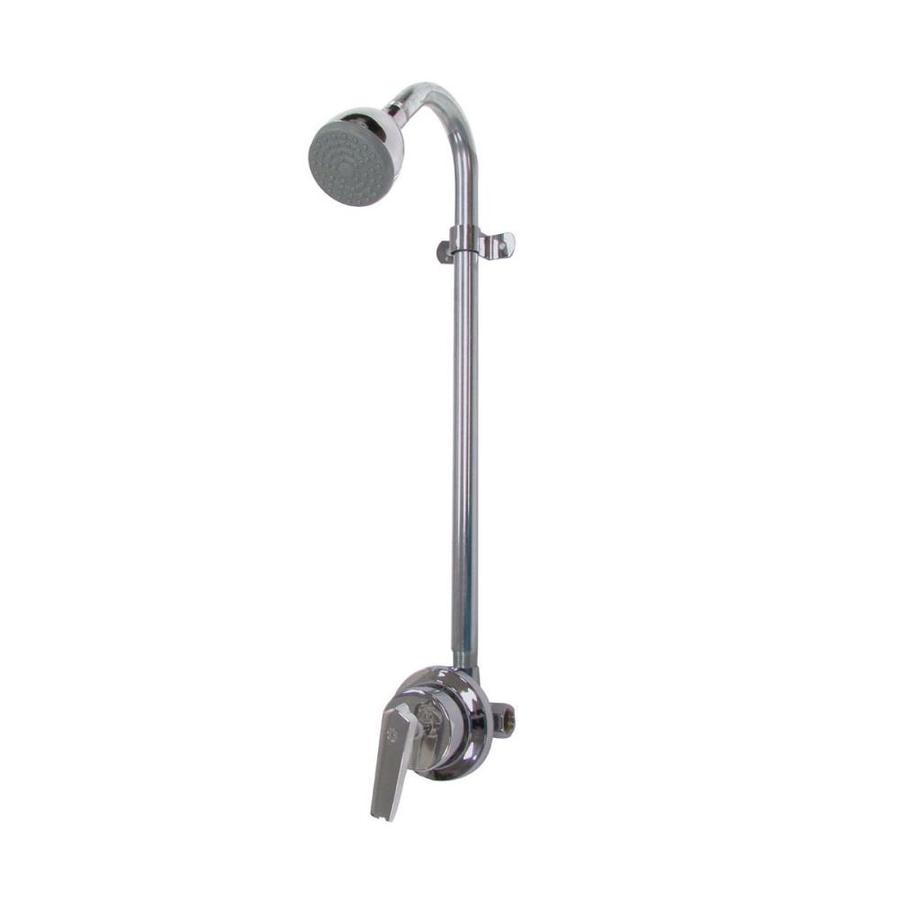... Handle Shower Faucet with Single Function Showerhead at Lowes.com