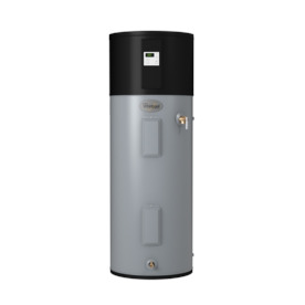 Whirlpool 50-Gallon Electric Water Heater with Hybrid Heat Pump