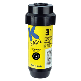 K-Rain 3-in Plastic Pop-Up Spray Head Sprinkler