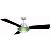 Harbor Breeze Signal Hill 52-in Brushed Nickel Downrod Mount Indoor Ceiling Fan with Light Kit and Remote (3-Blade)