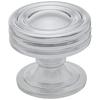 allen + roth Chrome Round Cabinet Knob