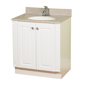 Bathroom Vanity on Premier Standard Bath Vanity From Lowes Vanities Bathroom Furniture