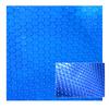 Blue Wave 12-ft x 12-ft Polyethylene Solar Pool Cover