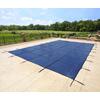 Blue Wave 22-ft x 42-ft Polypropylene Safety Pool Cover