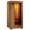 Radiant 75-in H x 35.25-in W x 35.75-in D Hemlock Fir Wood Sauna