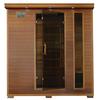 Radiant 75-in H x 40-in W x 71-in D Western Cedar Sauna