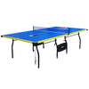 Hathaway Bounce Back 8.958-ft Indoor Freestanding Ping Pong Table