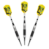 Hathaway The Freak 3-Set Yellow Soft Tip Darts