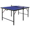 Hathaway Crossover 60-in Indoor Freestanding Ping Pong Table
