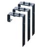 Mayne 3-Pack 5.75-in Steel Window Box Brackets