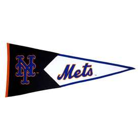 Winning Streak 41-in x 18-in New York Mets Pennant