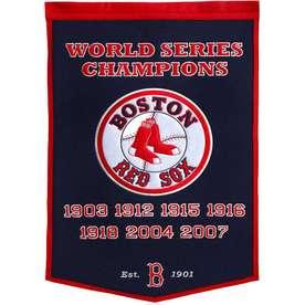Winning Streak 38-in x 24-in Boston Red Sox Banner