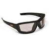 DEWALT Converter Safety Glass/Goggle Hybrid Indoor/Outdoor Anti-Fog Lens