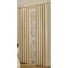 allen + roth 84-in L Tan Beaufort Curtain Panel