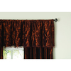 allen + roth 20-in L Spice Belleville Tailored Valance
