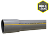 Southern Pipe PVC 10-ft Conduit (Common: 3-in; Actual: 3.50-in)