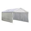 ShelterLogic 10 x 20 Polyethylene Canopy Storage Shelter