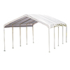 ShelterLogic 12 x 26 Polyethylene Canopy Storage Shelter