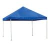 ShelterLogic 12 x 12 Polyester Canopy Storage Shelter