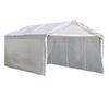 ShelterLogic 12 x 20 Polyethylene Canopy Storage Shelter