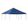 ShelterLogic 20 x 20 Polyester Canopy Storage Shelter