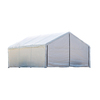 ShelterLogic White Canopy Wall Panels