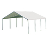 ShelterLogic 18 x 20 Polyethylene Canopy Storage Shelter