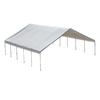 ShelterLogic 30-ft W x 30-ft L Steel