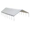 ShelterLogic 30-ft W x 50-ft L Steel