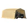 ShelterLogic Polyethylene Canopy Storage Shelter