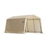 ShelterLogic 10 x 15 Polyethylene Canopy Storage Shelter