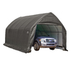 ShelterLogic 13 x 20 Polyethylene Canopy Storage Shelter