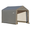 ShelterLogic 6 x 6 Polyethylene Canopy Storage Shelter