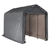 ShelterLogic 6   12 Canopy Storage Shed