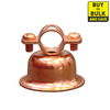 Cambridge Resources 10-Pack 1/2-in - 1/2-in Dia Copper Plated Steel Bell Hangers