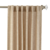 allen + roth 36-in to 72-in Brushed-Nickel Single Curtain Rod