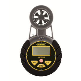 General Tools &amp; Instruments Airflow Meter-Digital