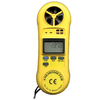 General Tools & Instruments Digital Mini Airflow Meter with Temperature