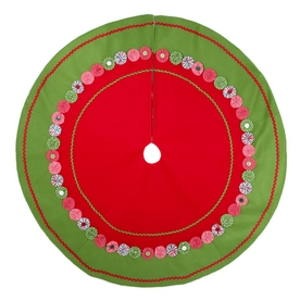 Holiday Living 56-in Christmas Tree Skirt